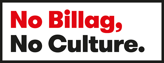 No Billag, No Culture.